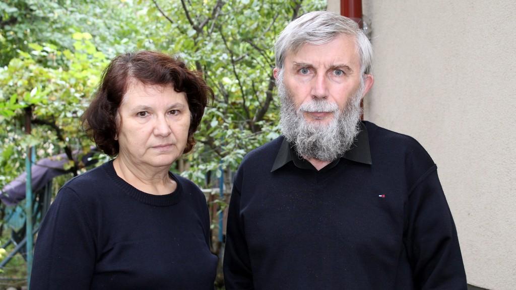 Mariana și Virgil Pătrașcu